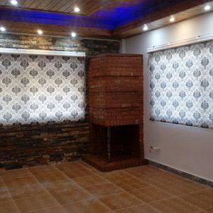 خرید اینترنتی پرده دبل اتاق خواب و پذیرایی و آشپزخانه مدل مروارید