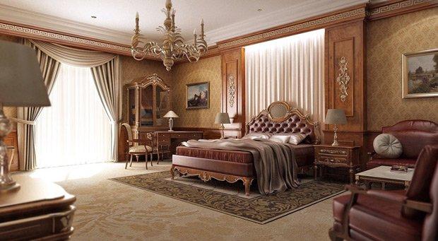 شکل و سبک پرده اتاق خواب
