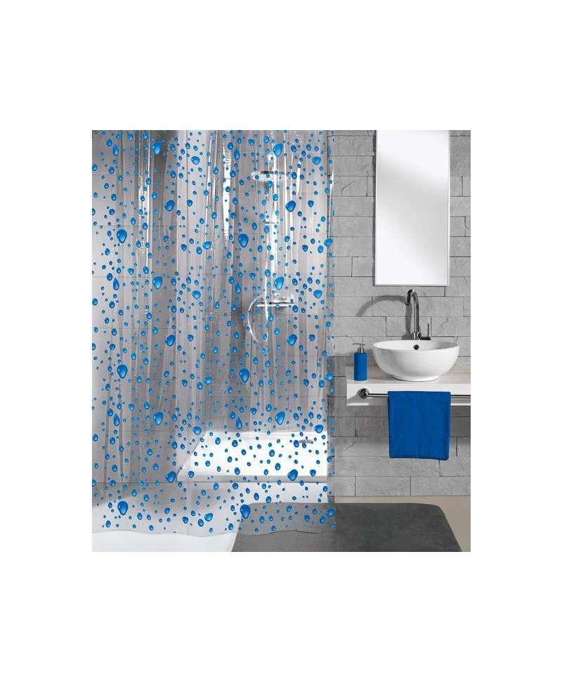 رنگ و طرح پرده ی حمام